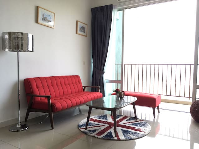 Family Suite near Sutera Mall - Skudai - Apartment
