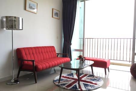 Family Suite near Sutera Mall - Skudai - Lägenhet