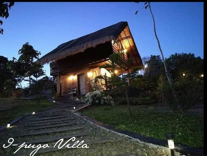 Ybonita Farm and Villas (I-pugo Villa)
