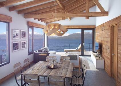 Amazing House Lake Nahuel Huapi - Los Lagos