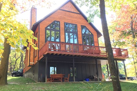 New (2016) Mountain House - The Midway Chalet