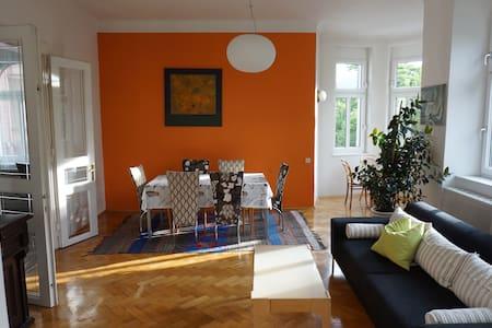 Große Wohnung nahe dem Zentrum von Graz, Altbau