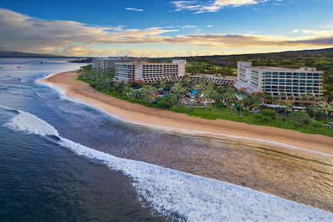 Maui Ocean Club 2BR/3BA sleeps 8: DEEP DISCOUNT!!