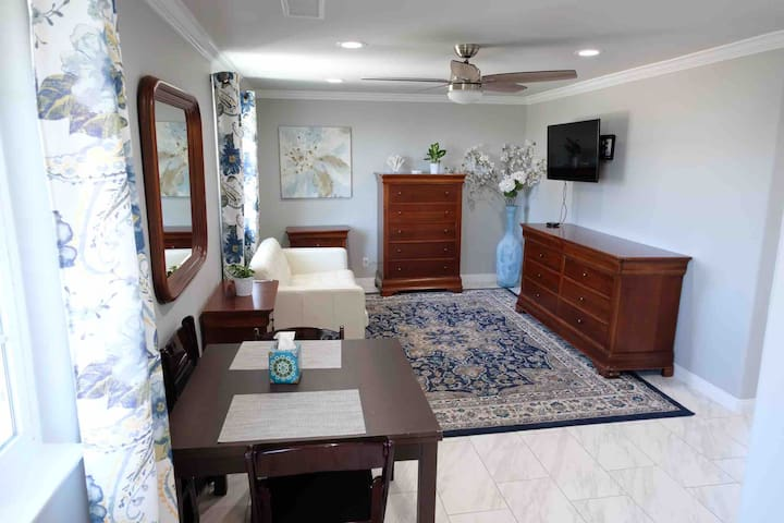 Bright, PRIVATE 1 bedroom Guest Suite