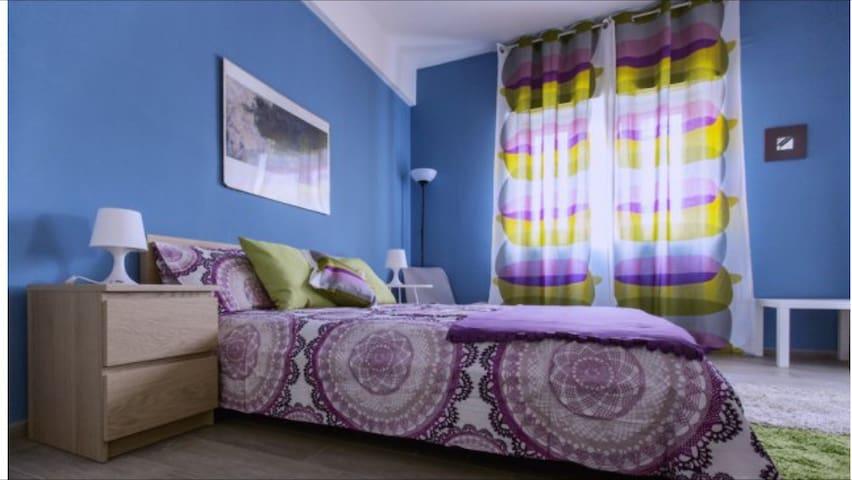 A casa di amici - Caltanissetta - Lägenhet