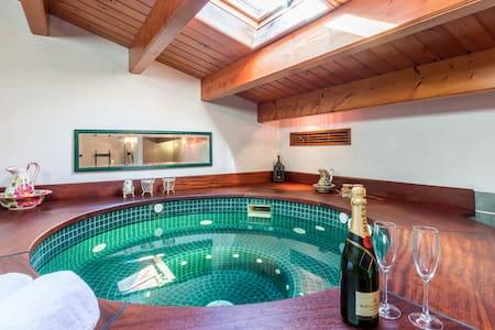 Great House -  Whirlpool, Pooltable,... - Sant Lluís - 独立屋