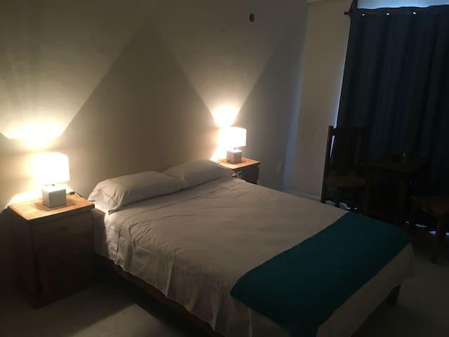 Casa Península-Bienvenido/Welcome Room2 VENTILADOR