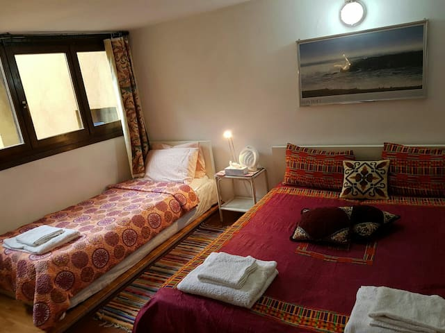 Three people in Florence Center - Firenze - Bed & Breakfast