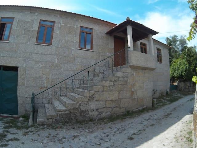 Casa rural para descansar - Cabeceiras de Basto - House
