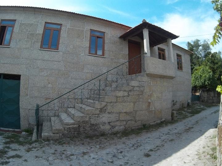 Casa rural para descansar