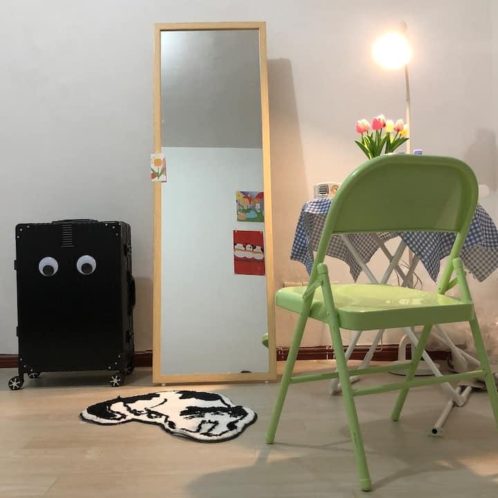 【酸蓝room】东江湖/飞天山/高椅岭/有投影wifi