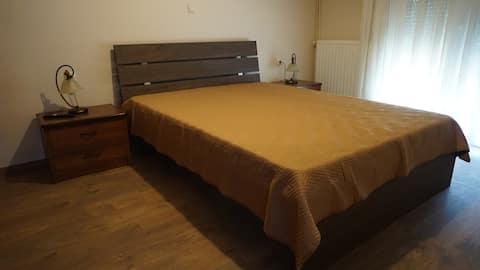 Apartamento ideal para famílias e casais.