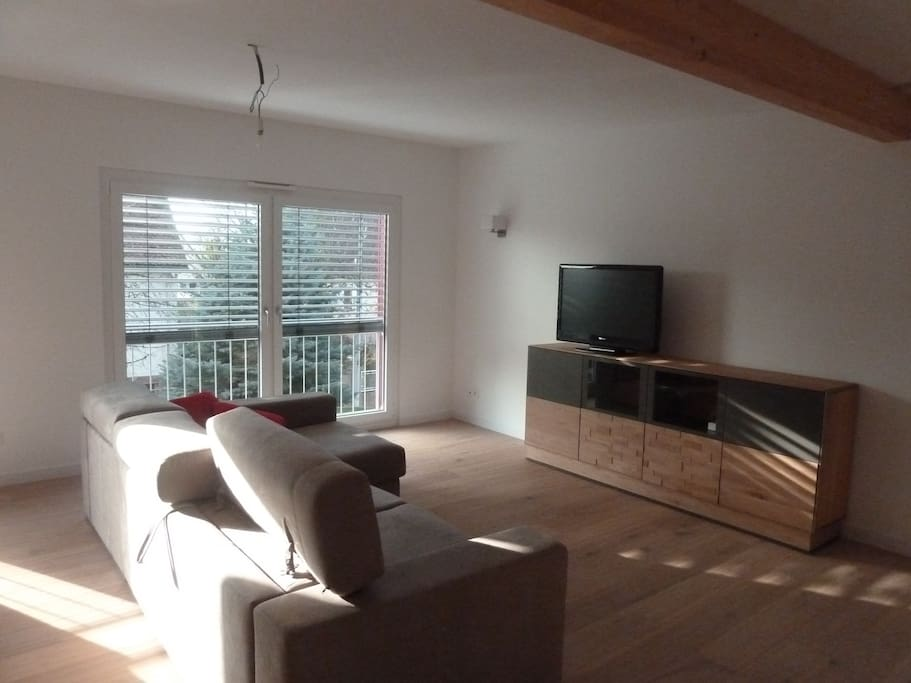 Coin salon à l'étage