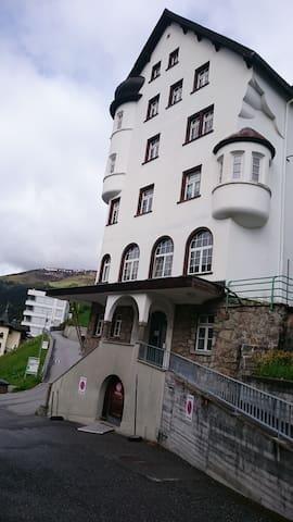 Haus Thümmler - Davos Platz - Studentrum