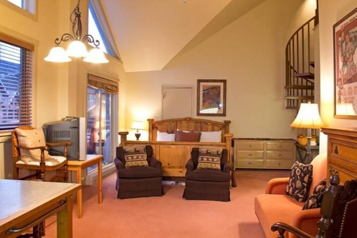 Blue Mesa Lodge #41C