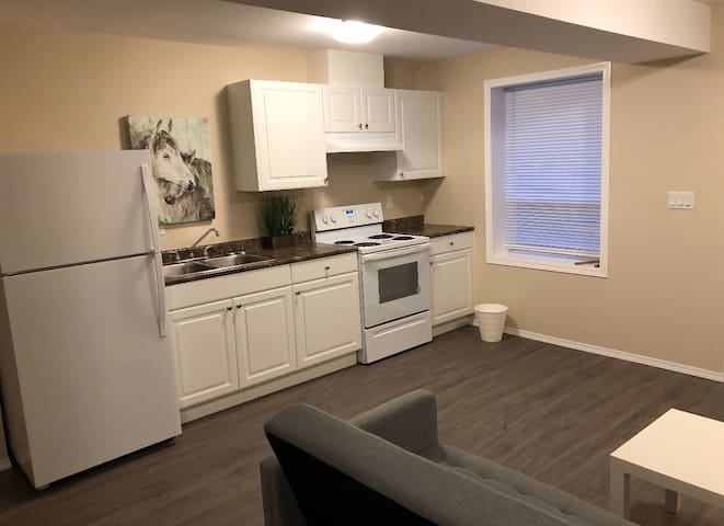 Central and spacious!