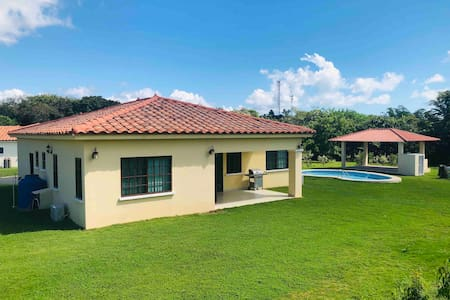 Cozy Home with pool near Beach in gated comunity