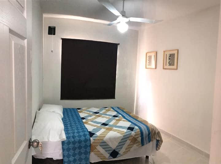 Linda y cómoda habitación baño privado casa nueva