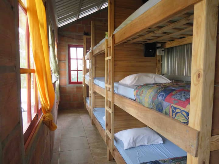 Hostel Nomade - Shared Bedroom for 10