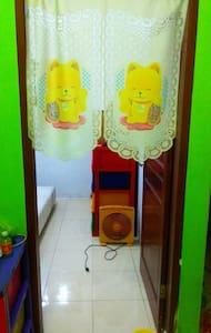 Simple comfort room