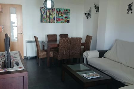APARTAMENTOS VIVEIRO, PARKING, PISCINAS, TENIS - Xove - 公寓