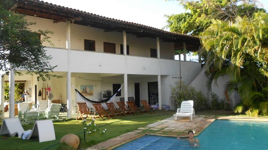 Casa aconchegante CARNAVAL LAGOINHA - Lagoinha - Dom