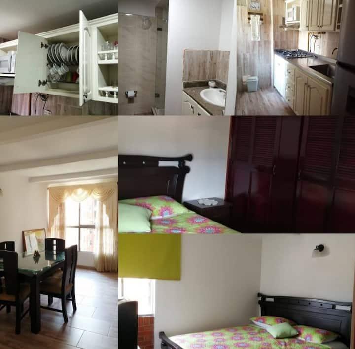 Apartamento familiar Medellín