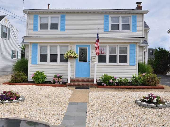 Lavallette Beach Block 2BR Apartment