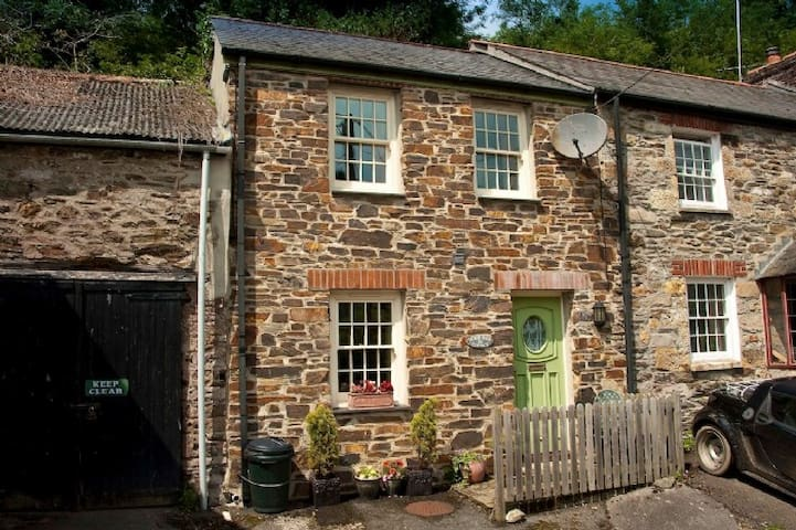 Horseshoe Cottage - Pentewan - Hus