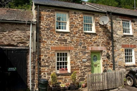 Horseshoe Cottage - Pentewan - Huis
