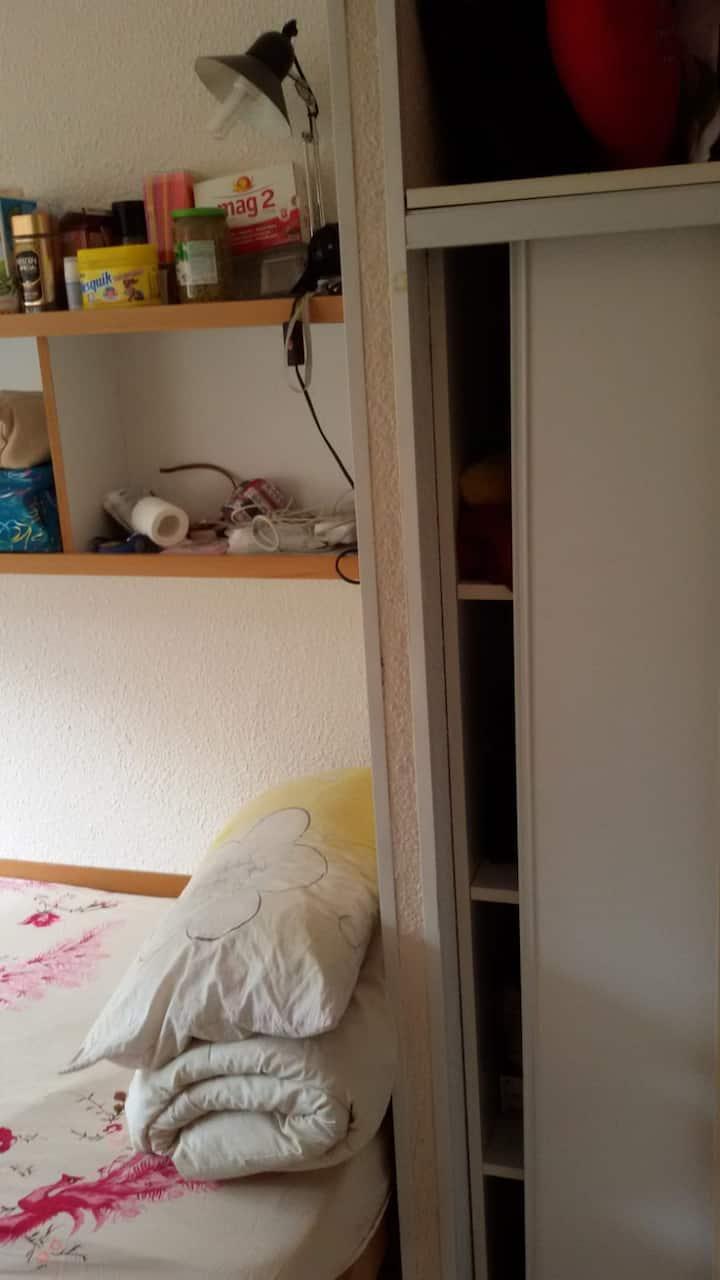 Chambre cosy.
