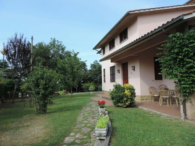 Villa Ilde in Tuscany (Sarteano)