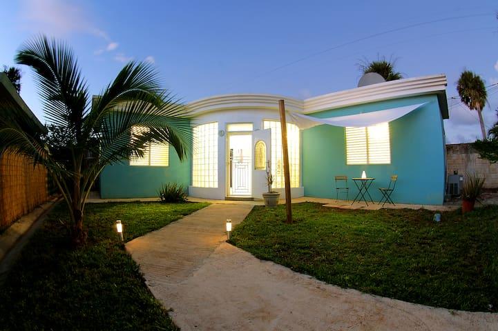 Casa Ventura, entire house.