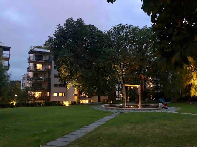 Pilestredet Park