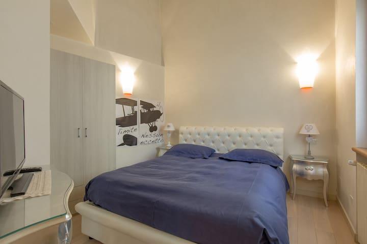 Appartamento Centro Storico con due letti grandi