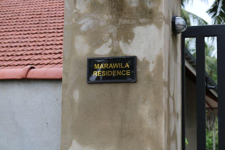 Marawila Residence