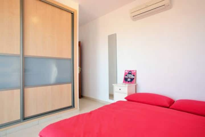 Dormitorio VIP -Full -Equip.+Terraza Chill out vip