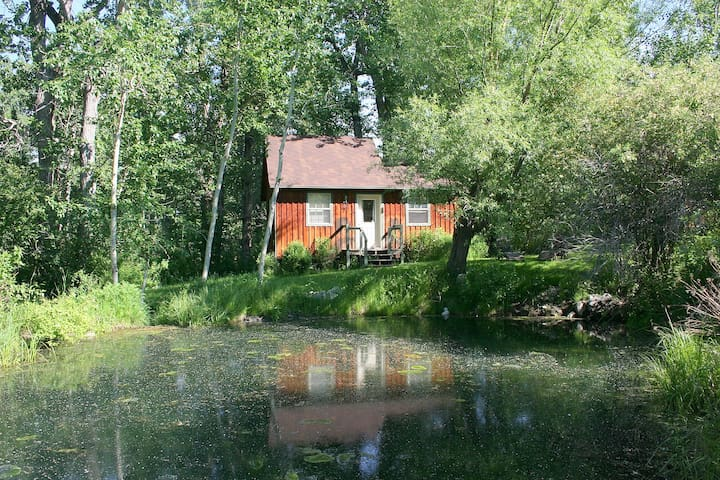 Deep Creek Cabin Paradise Valley Cottages For Rent In Livingston Montana United States