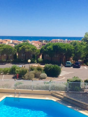 Le beau panorama - Narbonne Plage - Apartment