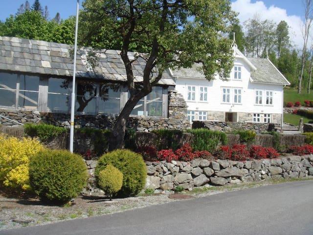 Skjold i Vindafjord - Villa