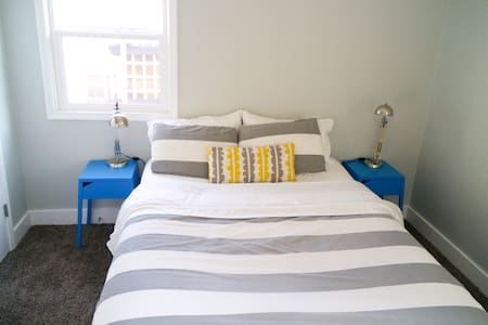Clean and Bright Sugarhouse Room with City Access - Salt Lake City - Haus