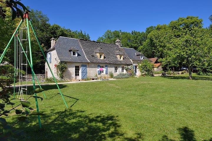 Le Gite du Fournicou - Estivals - House