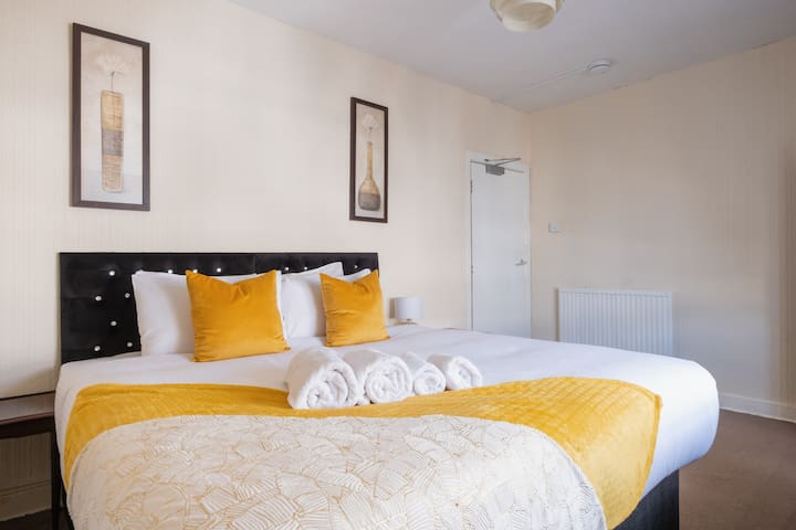 Sensational Stay Apartments- Froghall Avenue
