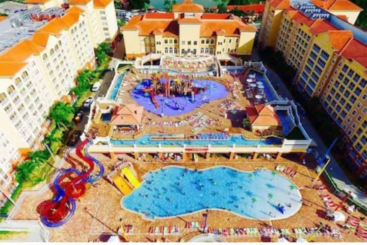 2 Bedroom Vacation Villa Resort & Spa w/WaterPark