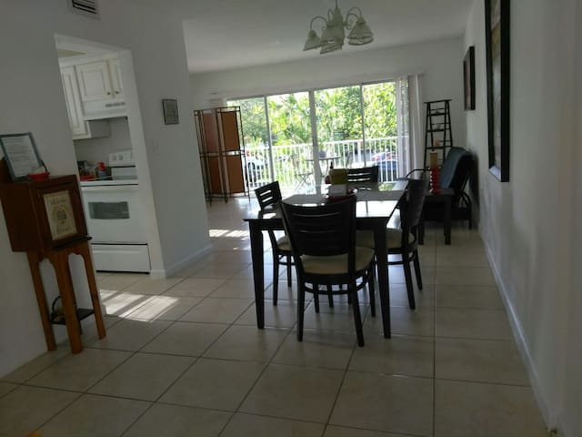 Spacious Miami 1/1 Pinecrest Dadeland, close to UM