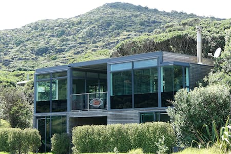 Surf Side Retreat - Piha - 公寓