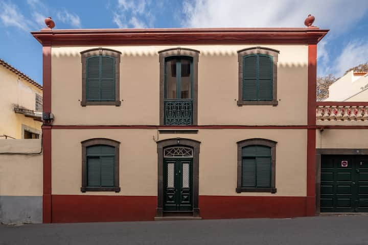 History House in Old Town CIty Center