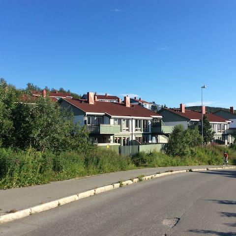 Welcome to Hamna, Tromsø - Tromsø - Apartment