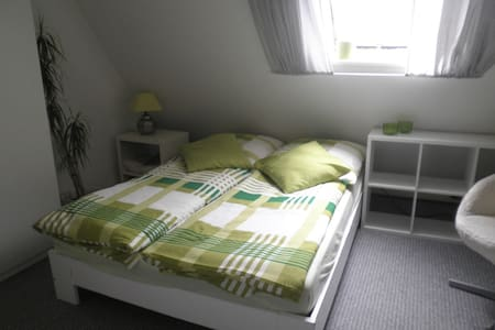 Bright room, 35 min from the center - Hamburg
