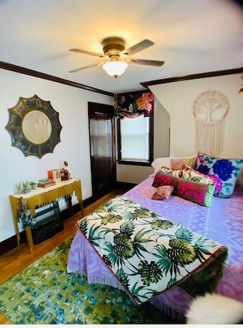 The Boho Room